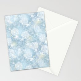Dandelions. Stationery Cards