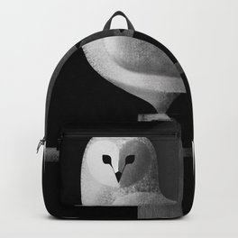 Barn Owl Full Moon Backpack