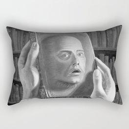 Don't Read Me Rectangular Pillow