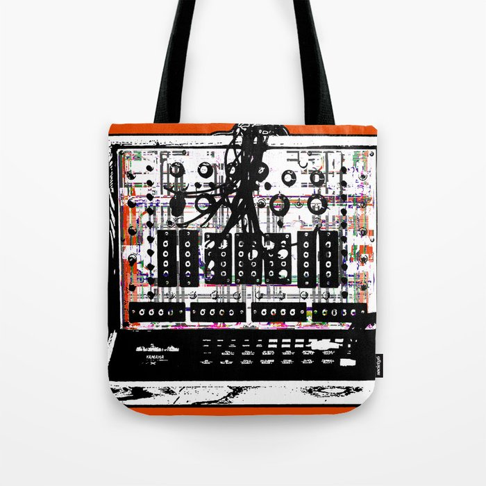bent rx-17 Tote Bag