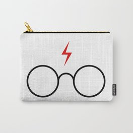 harry potters glasses Carry-All Pouch
