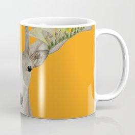Botanic Deer Coffee Mug