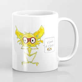 Little Monsters : Searching For A Fuzzie Coffee Mug