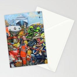 Il traffico di Palermo Stationery Cards