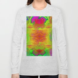 Colorful fitting ... Long Sleeve T-shirt