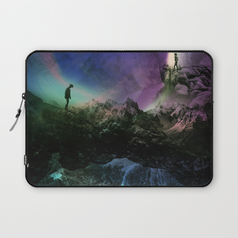 Keep Your Distance Laptop Sleeve LSV9216793
