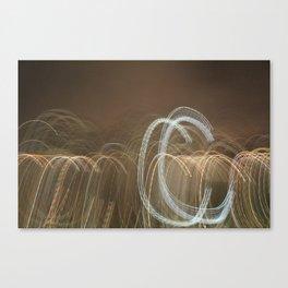 Bright Lights, Big City IX Canvas Print