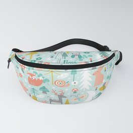 Forest Of Dreamers Fanny Pack