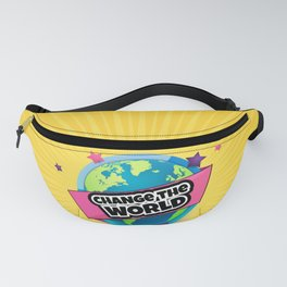 CHANGE the World! Fanny Pack