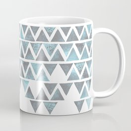Duo-tone Triangle Coffee Mug