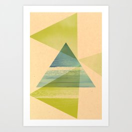 Point Reyes PM Art Print