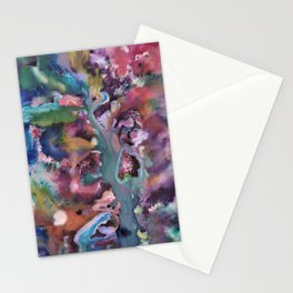 Nature Abstraction Stationery Cards