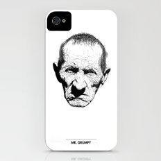Mr. Grumpy Slim Case iPhone (4, 4s)