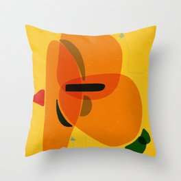 Horizons | Happy art | Wall art Throw Pillow