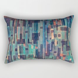 Night in the African Savannah Rectangular Pillow