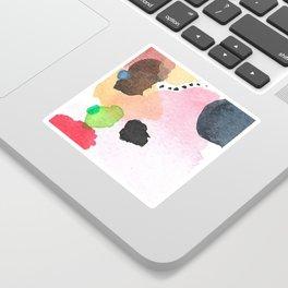 Abstract Mini #26 Sticker