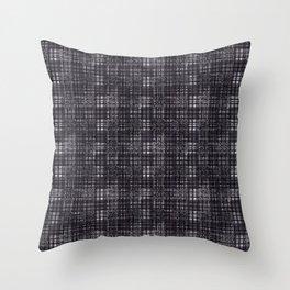 Classical dark cell. Throw Pillow