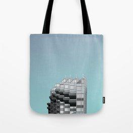 LND CLR X-1 London Colour Architecture Art Tote Bag