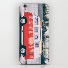 Combi car 4 iPhone Skin