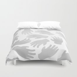 Hands On Duvet Cover