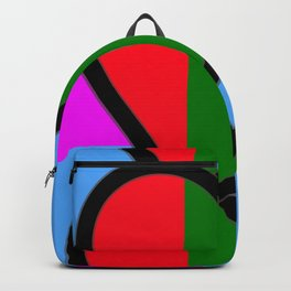 Black Hearts in the Garden Backpack