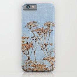 Hogweed - Almost Autumn - JUSTART © iPhone Case