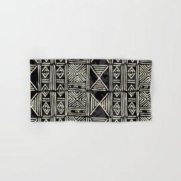 Tribal mud cloth pattern Hand & Bath Towel