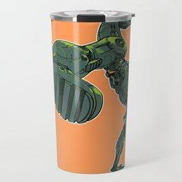 Capoeira Cyborg Travel Mug