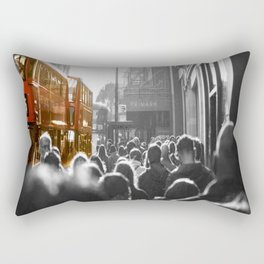 London day Rectangular Pillow