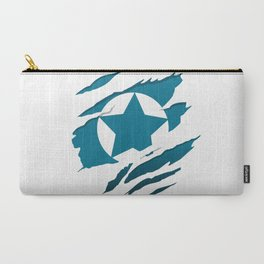 American Blue Flag Pride Carry-All Pouch