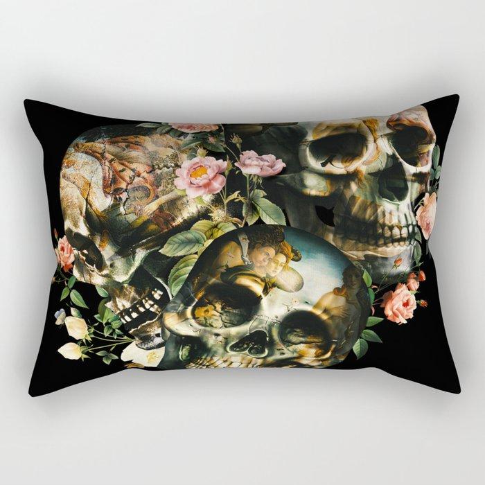 Skull & Venus Rectangular Pillow