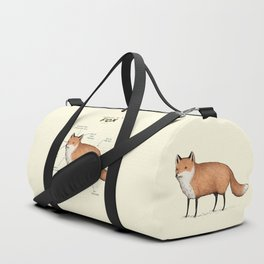 Anatomy of a Fox Duffle Bag