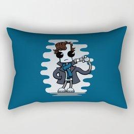 Ned the Detective Rectangular Pillow