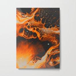 LA FIN DE TOUT Metal Print