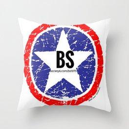 BS- Star Throw Pillow