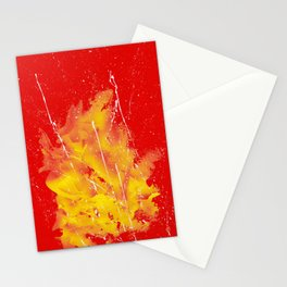 Explosion of colors_5 Stationery Cards