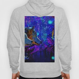 WOLF DREAMS AND VISIONS Hoody