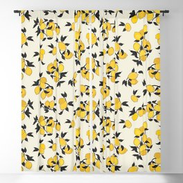 When life gives you lemons... Blackout Curtain