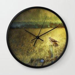 Surveil Wall Clock
