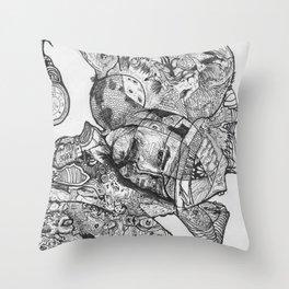 Craftour Throw Pillow