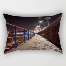 Guernsey Night Path Rectangular Pillow
