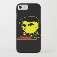 pac man iPhone & iPod Cases featuring Pac-Man by La Manette