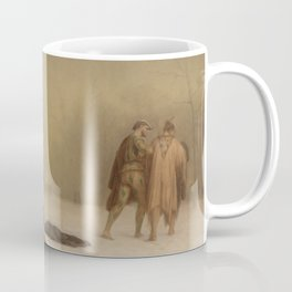 The Duel After the Masquerade by Jean-Leon Gerome Coffee Mug