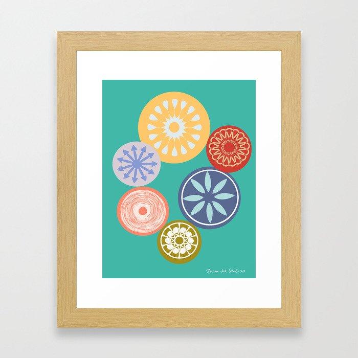 Bloomst  Framed Art Print