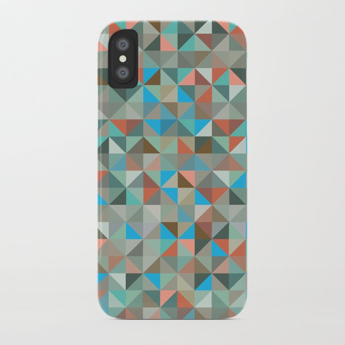Aquamarine iPhone Case