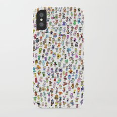 Animal Crossing New Leaf All Villagers Slim Case iPhone X