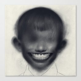 HOLLOW CHILD #01 Canvas Print