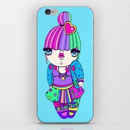 Harajuku Baby iPhone Skin
