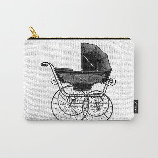 Baby carriage Carry-All Pouch
