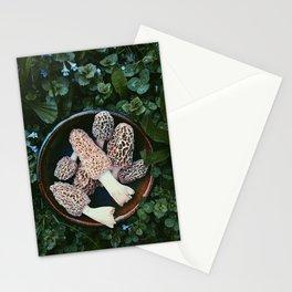 Morels I Stationery Cards